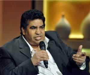 أحمد عدوية يعتذر عن انفعاله بلفظ خارج مع التلفزيون المصري (فيديو)