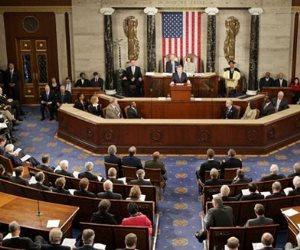قبيل إلقاء بايدن أول خطاب أمام الكونجرس.. إجراءات أمنية معقدة لتأمين الكابيتول