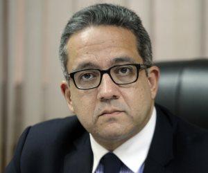 «العناني» وزير الاكتشافات الآثرية.. و«عبدالعاطي» قائد أزمة رأس غارب