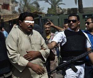 أمن الإسماعيلية يلقي القبض على هارب من 48 حكما قضائيا