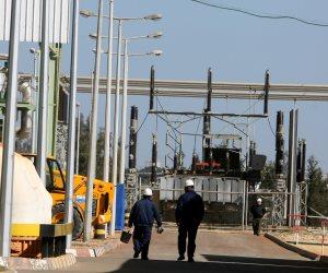 فصل الكهرباء بمحطة محولات كفر حجازي بالغربية غدا