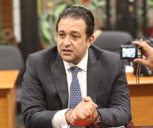 علاء عابد: الرقابة الإدارية اخترقت الخطوط الحمراء للفساد