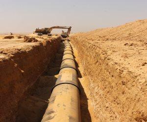 النيل لإنشاء الطرق تكرم قيادات «القانونية» لتسجيل أرض مشتراه من القوات المسلحة