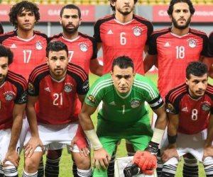 4 معلومات لاتفوتك قبل مباراة مصر وتوجو الودية