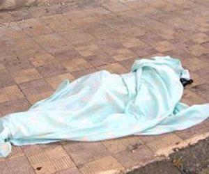 دفن عامل سقط من الطابق الثالث بأكتوبر