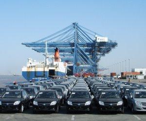 366 مليون جنيه قيمة السيارات المفرج من جمارك السيارات ببورسعيد خلال شهر يوليو 2017