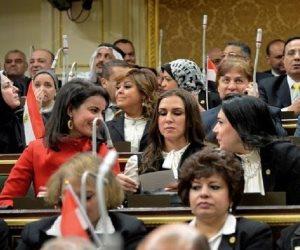 الانتصار الأكبر للمرأة.. القائمة الوطنية تمنح النائبات التمثيل الأوسع تحت قبة البرلمان