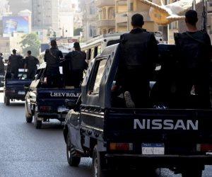 اقتحام البؤر الإجرامية وردع مخالفي القانون.. كشف حساب الشرطة في رمضان