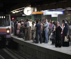 من الألف للياء.. تعرف على خطة وزارة النقل لتطوير الخط الأول للمترو