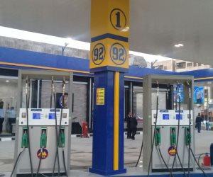 غرف عمليات لمراقبة محطات الوقود والمخابز والمستودعات بعد رفع التعريفة بالمنوفية