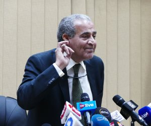 وزير التموين في ندوة «سياسات الدعم والإصلاح الاقتصادي» بـ«الأعلى للثقافة»