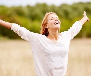 التفاؤل والاهتمام بالنفس يساعدك في الحصول على حياة متوازنة.. حياتك المتوازنة تبدأ بالتفاؤل