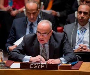 سفير مصر لدى جنيف يرد على انتقادات المفوض السامي لحقوق الإنسان
