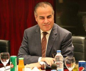نائب رئيس هيئة قناة السويس: تشغيل أول محطة حاويات في شرق بورسعيد قريبا