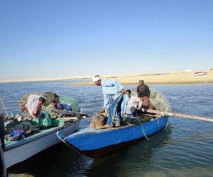 البحيرات الشمالية فى حماية الرئيس.. وعد بإعادتها لسابق عهدها قبل 200 عام