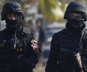انتظام الخدمات الأمنية بمحيط لجان انتخابات الشيوخ على مستوى الجمهورية