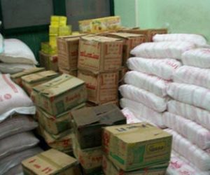 ضبط 43 قضية تموينية في حملة أمنية بسوهاج