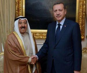 أمير الكويت في أنقرة.. وسياسيون: لمناقشة الملفات الإقليمية