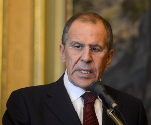 تفاصيل لقاء وزير الخارجية الروسي وترامب
