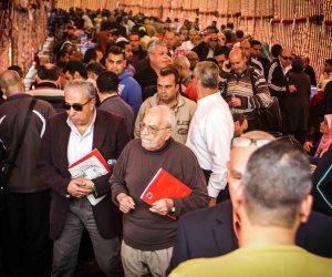 """انتخابات حلاوة المولد في الأهلي برعاية """"العائلة الأهلوية""""  (صورة)"""