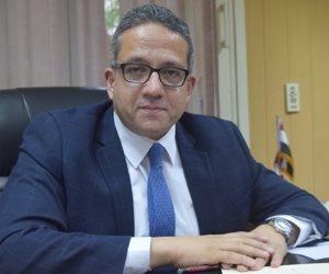 وزير الآثار يطالب بالانتهاء من المرحلة الثانية لمشروع متحف الحضارة الشهر الجاري
