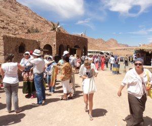 حقيقة تنظيم لجنة الشئون الدينية مؤتمر عالمي لدعم السياحة في شرم الشيخ