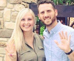 زوجان يرفضان إجهاض طفلتهم وقررا أن تأتى للحياة ليتبرعوا بأعضائها