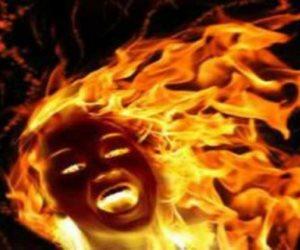 ضبط مريض نفسي أشعل النيران بمحل للأجهزة الطبية في العمرانية