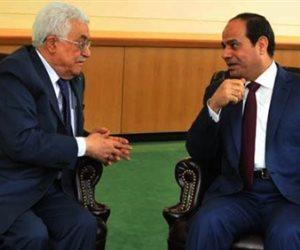 فلسطين: قمة السيسي وعباس رد على المشككين في عمق العلاقة التاريخية