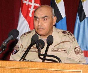 قائد القوات المسلحة يقدم التعازي في ضحايا تفجيري طنطا والإسكندرية
