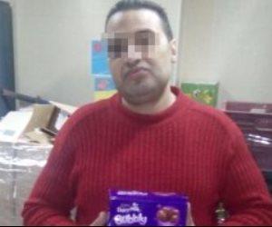 براءة المتهم بسرقة الشيكولاتة في الجيزة