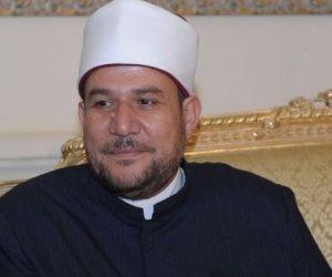 مختار جمعة  يبحث  استعدادت «الحسين» لملتقى الفكر الإسلامي العالمي