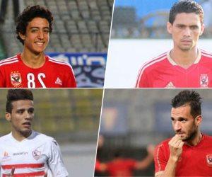 4 لاعبين خارج الحدود في الميركاتو الصيفي (صور)