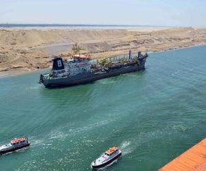 في 6 أيام.. عبور 290 سفينة قناة السويس من الاتجاهين بحمولة 18.7 مليون طن