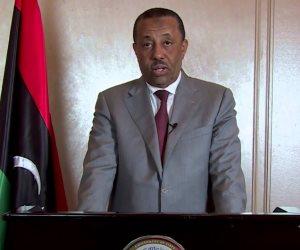 وسائل إعلام ليبية: حكومة عبد الله الثني تقدم استقالتها لرئيس البرلمان الليبي