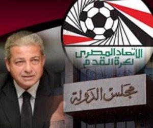عبد العزيز وأبوريدة .. أصدقاءالأمس خصوم اليوم
