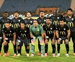 20 لاعبا فى قائمة الإنتاج الحربي استعدادا مصر المقاصة