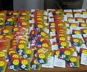 ضبط عاطل بحوزته 22 لفافة من مخدر «فودو» في الطالبية