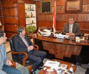 «سعفان» يرفع تقريرًا لرئيس الوزراء حول انضمام مصر لـ«العمل الأفضل»