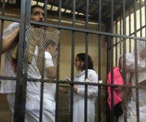 اليوم.. الحكم على آية حجازي و6 آخرين في قضية الاتجار بالبشر