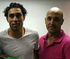 إنبي يعلن رحيل عمرو مرعي للنجم الساحلي التونسي