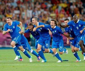 بالفيديو.. إيطاليا تطارد إسبانيا في تصفيات المونديال بهدفين في ألبانيا
