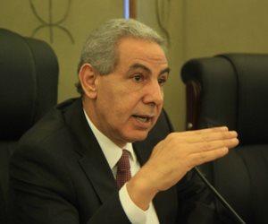 وزير الصناعة : جهاز تنمية المشروعات سيحل محل الصندوق الاجتماعى للتنمية