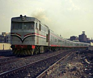 إعادة تشغيل حركة القطارات بخط قلين كفر الشيخ بعد توقفه صباح اليوم الثلاثاء