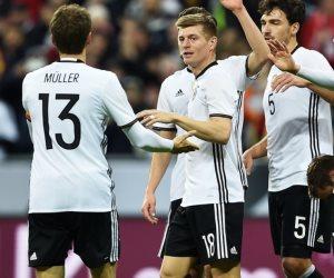 مدرب ألمانيا ينتقد مهاجم بايرن ميونخ قبل كأس العالم
