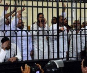 السجن 15 سنه لمتهم و10سنوات لـ 9 آخرين في أحداث كرداسة