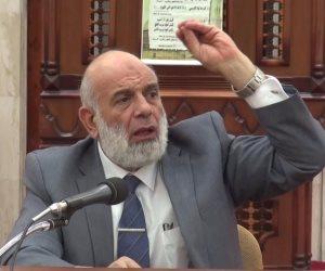 ردًا على بذخ واختلاسات قيادات الإخوان.. وجدي غنيم: «حد ليه عندنا حاجة»