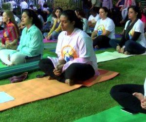 الإثنين.. جلسة لـ«اليوجا والصحة» بسفارة الهند