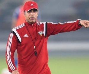«مهدي علي» يتقدم بإستقالته من تدريب الإمارات بعد الخسارة أمام أستراليا