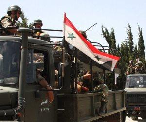 الجيش السوري يستعيد معظم منطقة تسيطر عليها قوات المعارضة على حافة دمشق